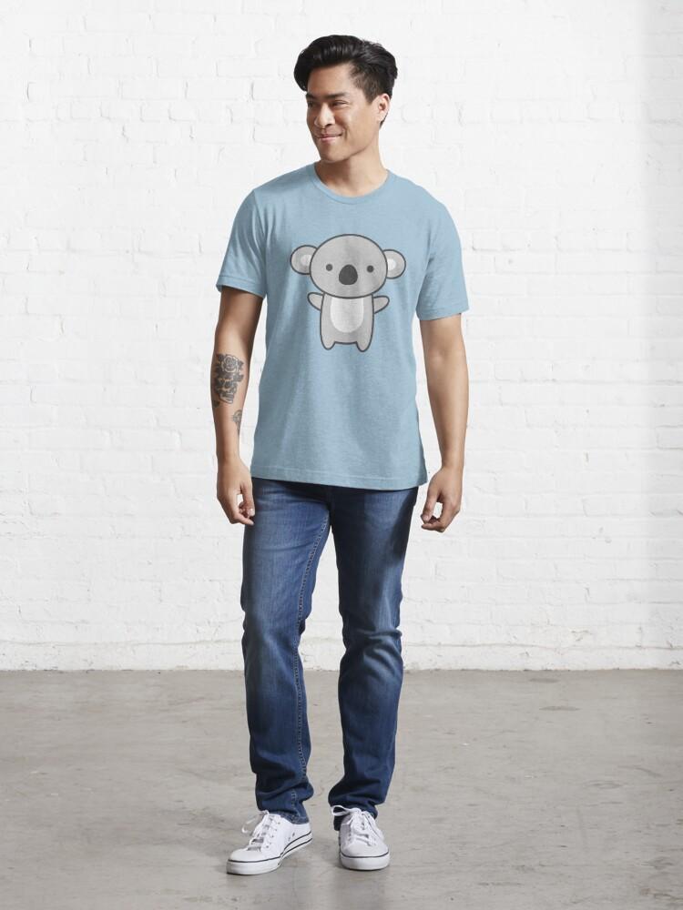 Vista alternativa de Camiseta esencial Kawaii Cute Koala