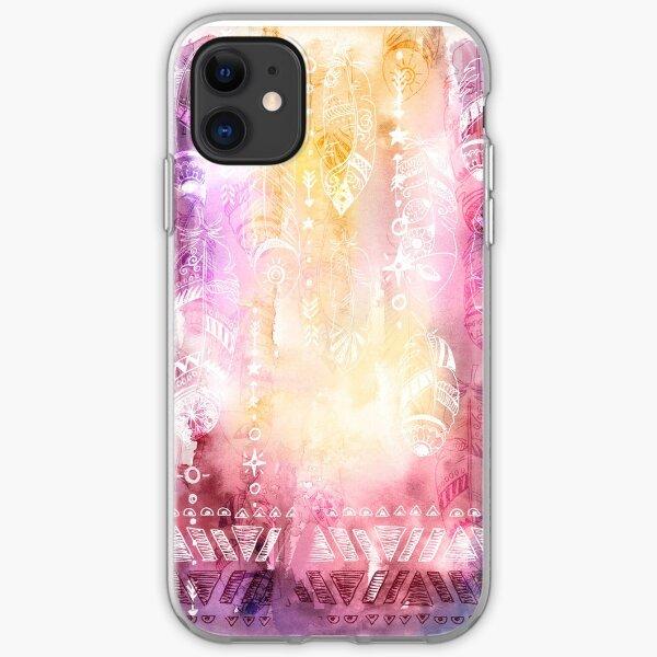 Boho Fun iPhone Soft Case