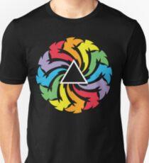The Dark Side of the Sound Garden Unisex T-Shirt