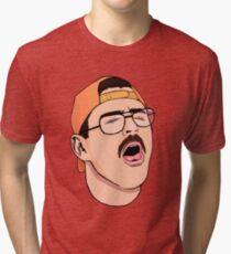 Julien Coughing Tri-blend T-Shirt