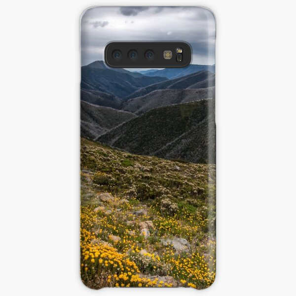 Mountain Daisies Samsung Galaxy Snap Case