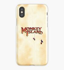 Monkey Island - Treasure found! iPhone Case