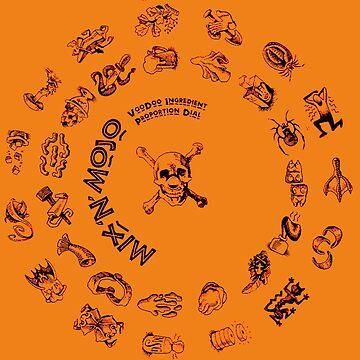 Monkey Island - Mix'n Mojo by Rastaman