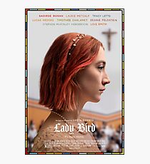 Lady Bird Film Poster Photographic Print