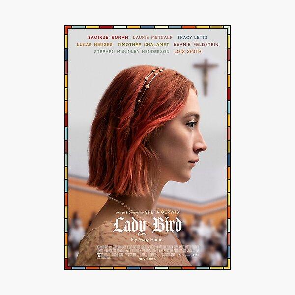 Lady Bird Film Poster Photographic Print