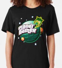 Planet Namek (Stars) Slim Fit T-Shirt