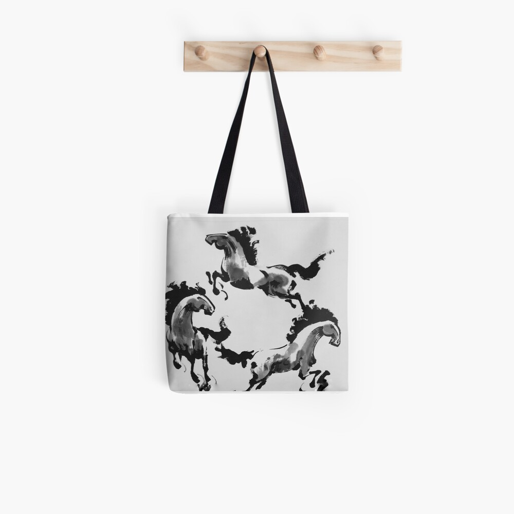 Born free and wild.  Tote Bag