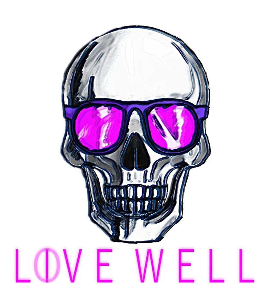 Live Well (Simple) by Retrospectation