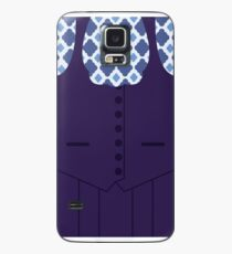 Janet's Purple Outfit Case/Skin for Samsung Galaxy