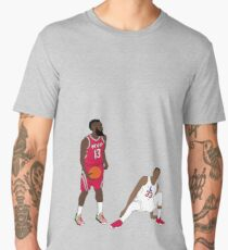 Ankle Breaker Staredown 1 Men's Premium T-Shirt
