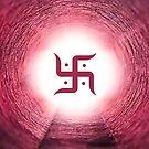 Hinduism (Swastika) (Wide) by Powerofwordss