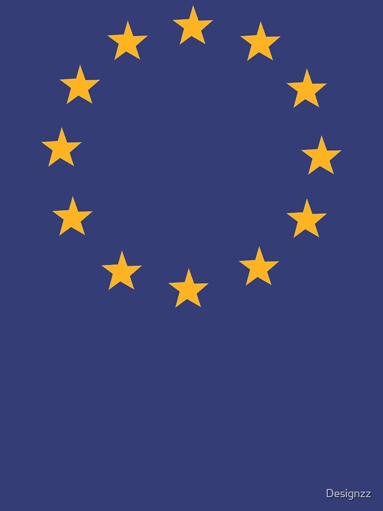 Europe flag stars | Unisex T-Shirt