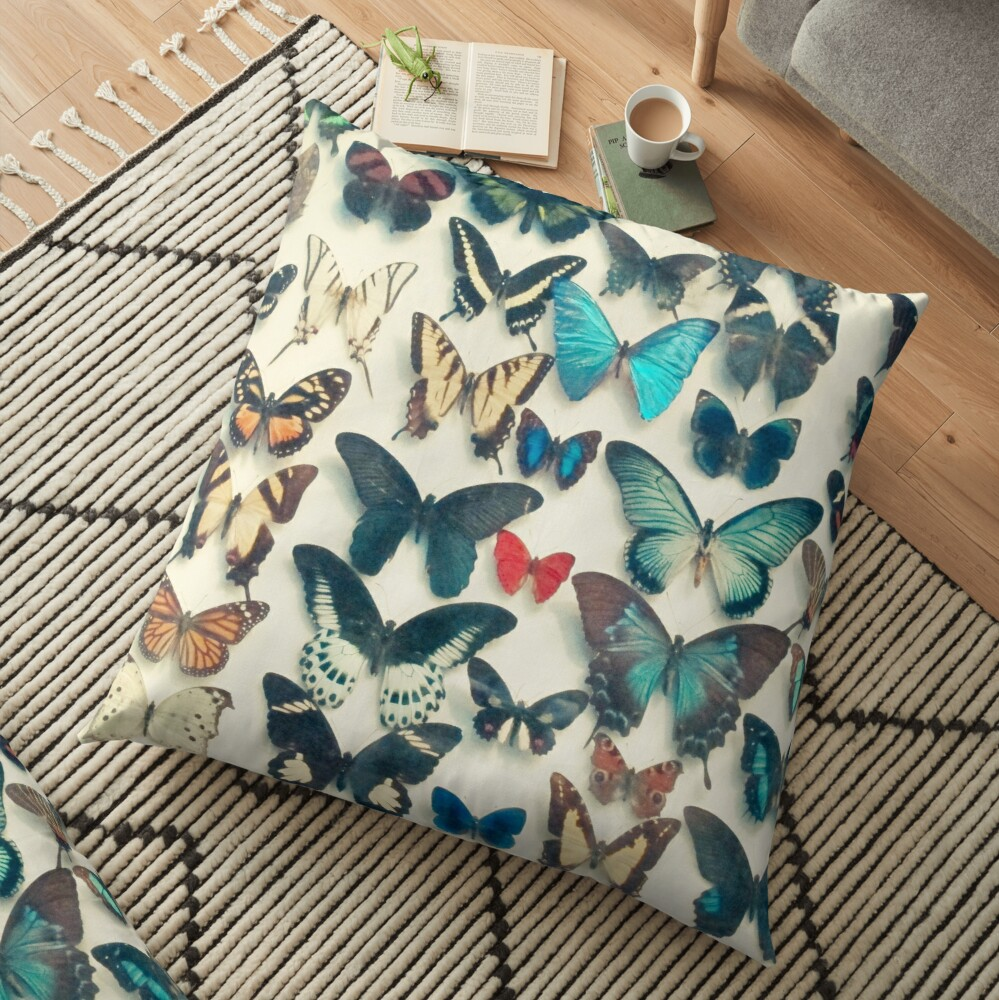 Wings Floor Pillow
