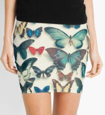 Wings Mini Skirt