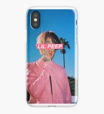 Lil Peep | Supreme Design | UK Merch iPhone Case/Skin