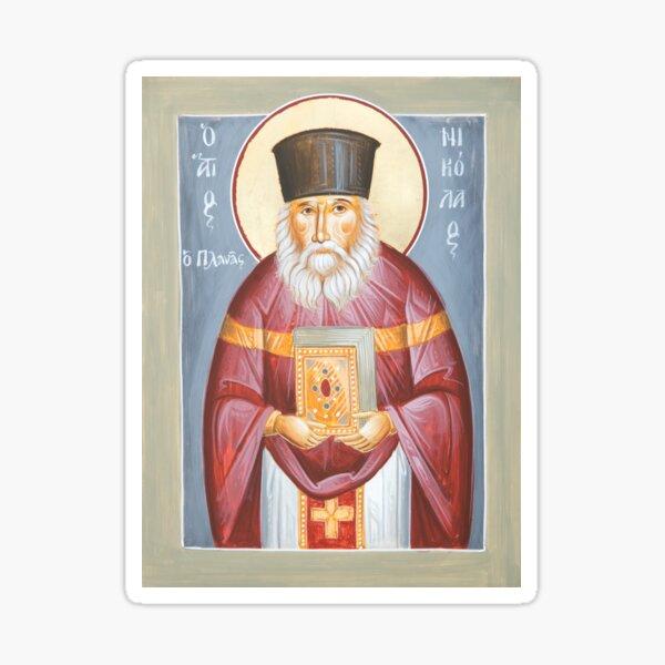 St Nicholas Planas Sticker