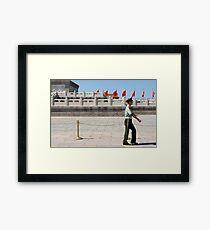 Tiananmen Framed Print