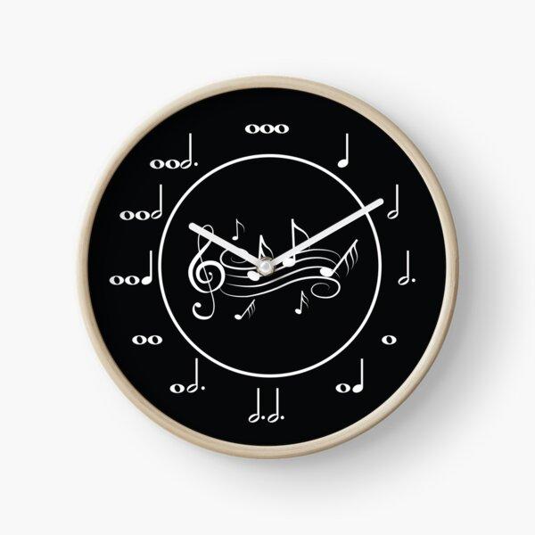 Musician Watch Clock