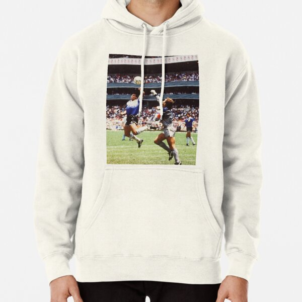 The Hand of God Pullover Hoodie