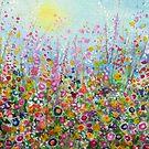 Flower Meadow by Penny Bonser