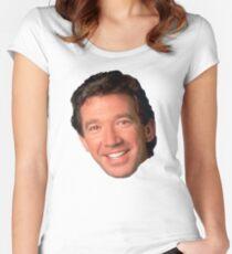 Camiseta entallada de cuello ancho Tim Allen