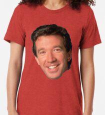 Camiseta de tejido mixto Tim Allen