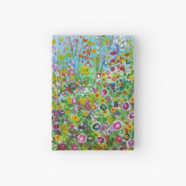 Flower Meadow II Hardcover Journal