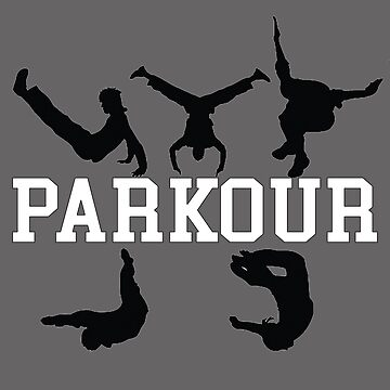 Parkour Design - Parkour by kudostees