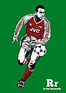 R is for Rocastle  by miniboro