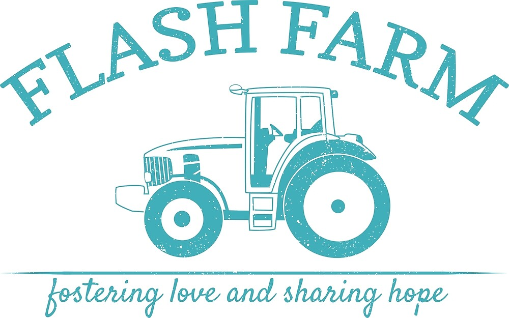 Flash Farm Tractor by flashfarm