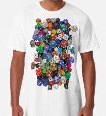 How I Roll vs.2 Long T-Shirt