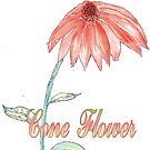 Cone Flower by designingjudy