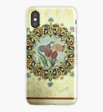 """""""The Tulip & The Bird"""" Miniatures iPhone Case"""