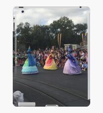 Disneyworld Photos iPad Case/Skin