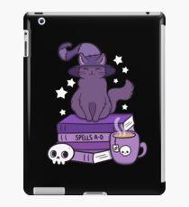 Vinilo o funda para iPad Feline Familiar 02 // Black