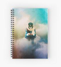 Escapism Spiral Notebook