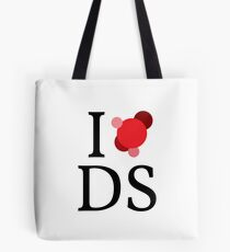 I love data science Tote Bag