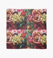 Floral Painting Scarf