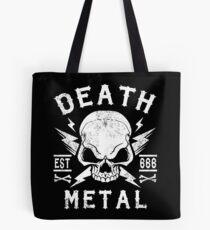 DEATH METAL - METAL MUSIC Tote Bag