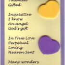 From My Heart to Yours Bookmark by LadyRm