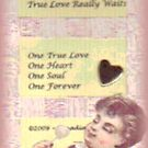 True Love Really Waits Bookmark2 by LadyRm