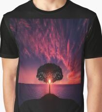 The Sun Shines Through Graphic T-Shirt