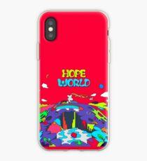 Vinilo o funda para iPhone J-Hope Hope World Phone Estuche #HIXTAPE