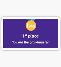 Kahoot Class Winner Sticker  Sticker