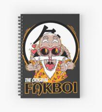The Original Fakboi Spiral Notebook