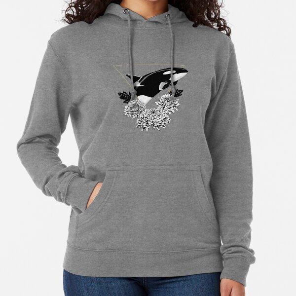 Orca of Wisdom Lightweight Hoodie