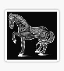Cavalo Sticker