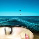 Wait And Sea by Monica Carvalho (mofart_photomontages)