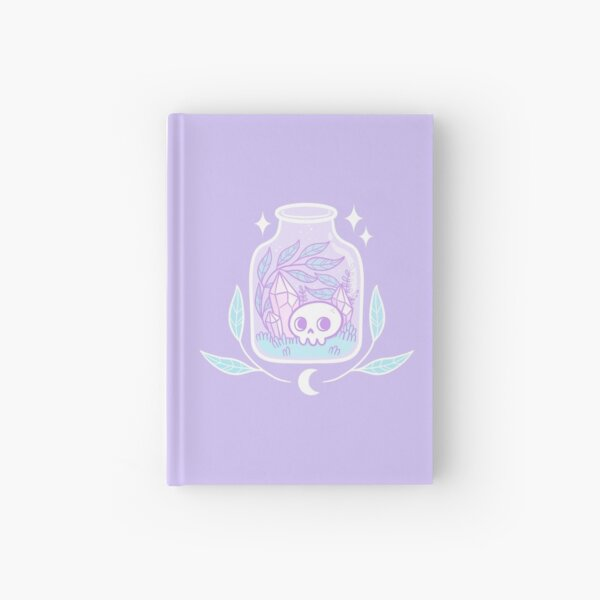 Pastel Terrarium | Nikury Hardcover Journal