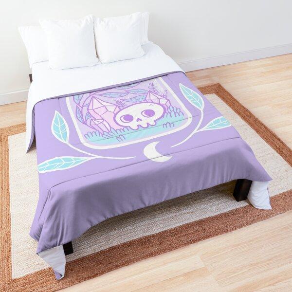 Pastel Terrarium Comforter